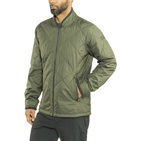 Bergans Oslo Light Insulated Jacket Men seaweed